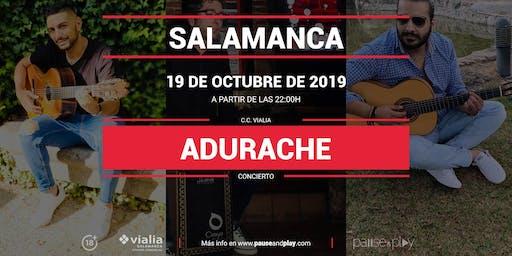 Concierto Adurache en Pause&Play Vialia Salamanca