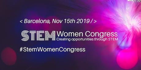 STEM WOMEN CONGRESS. Empowering the STEM talent entradas