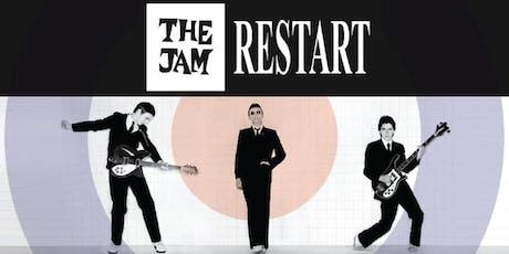 The Jam Restart- The Jam Tribute tickets