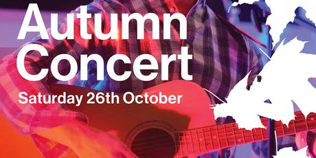Changing Tunes Autumn Concert 2019 tickets