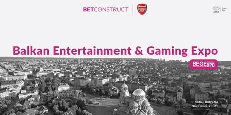 BetConstruct at BEGE tickets