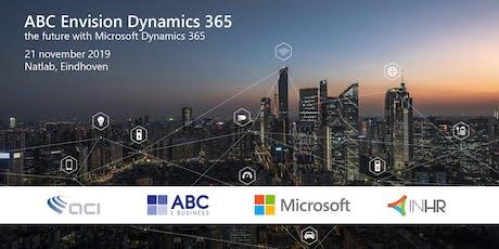 ABC Dynamics 365 Envision 2019 tickets