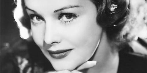 Madeleine Carroll, actor and humanitarian, Commemorative Blue Plaque event
