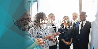 Leading a Shingo Transformation