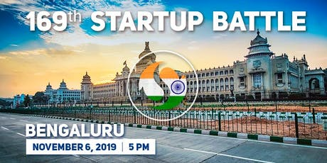 169 Startup Battle in Bengaluru tickets