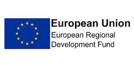 European Funding Workshop - Full Application Workshop - ERDF Applicants tickets