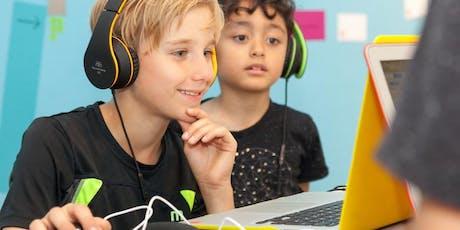 Kurs: Creative Coding für Einsteiger | Beginn: 27.11.2019 Tickets