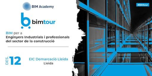 BIMtour: BIM para Ingenieros Industriales en Lleida