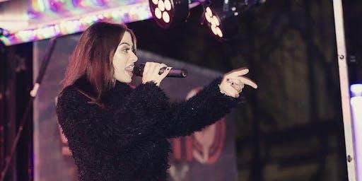 Zoe Unsworth in Concert