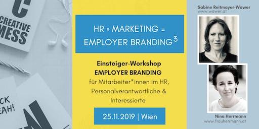 HR x Marketing = Employer Branding³