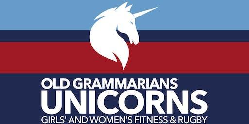 Girls Fun Day at Old Grammarians