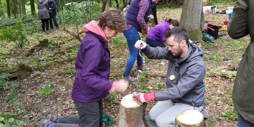 Forest School L2 or L3 Training taster morning, Guildford
