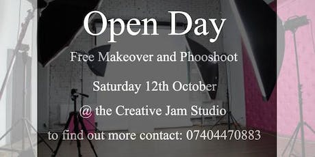 Models Fashion and Networking Open Day tickets