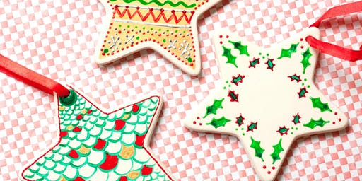 Ceramic Christmas Tree Decoration Workshop at Penshurst Place and Gardens
