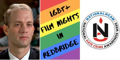 LGBT+ Film Night in Redbridge