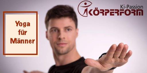 Yoga für Männer 10er Kurs/ Freistett