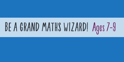Halloween Grand Maths Wizard Timestables Workshop 3s, 4s, 6s, 8s AGES 7-9