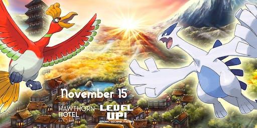 JOHTO: Pokémon Trivia at HAWTHORN HOTEL