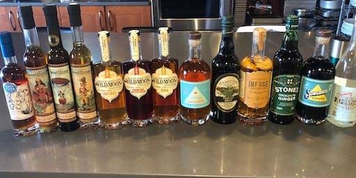 Fall Cocktails & Liqueurs