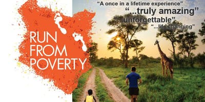 Run From Poverty 2018 - Information / Launch Night