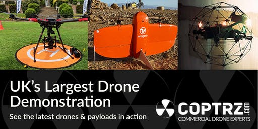 UK's Largest Drone Demonstration