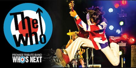 The Who - Premier tribute band Who's Next tickets