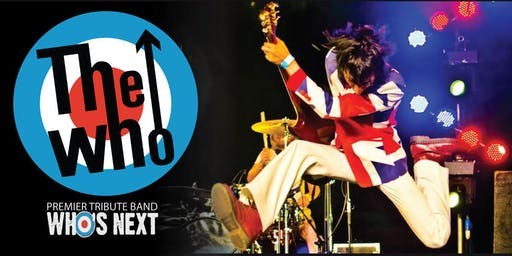 The Who - Premier tribute band Who's Next
