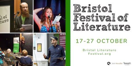 YA Literature Event: Bristol Lit Fest tickets