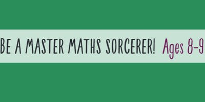 Halloween Maths Sorcerer Timestables Workshop (all up to 12s) AGES 8-9