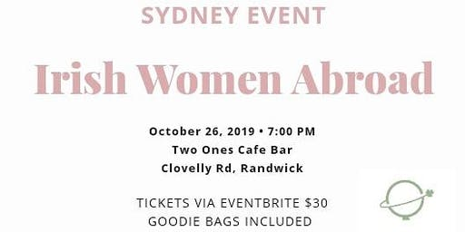 Irish Women Abroad Sydney Event