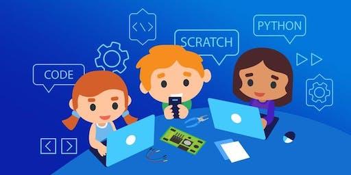 Coding Camp: Programmieren für Kinder und Jugendliche