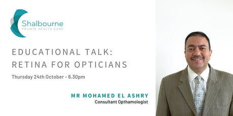 Retina for Opticians tickets