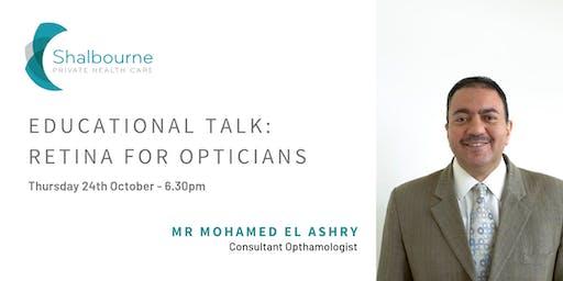 Retina for Opticians