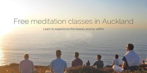 Introductory Meditation - Mt Eden/Kingsland