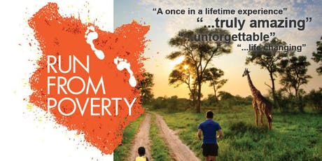 Run From Poverty 2020  Launch Night tickets