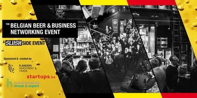 Slush Side Event: The Belgian Beer & Business Networking Event