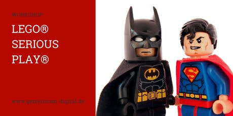 Workshop: Lego® Serious Play® tickets
