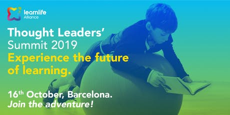 Thought Leaders' Summit 2019: Experience the Future of Learning entradas