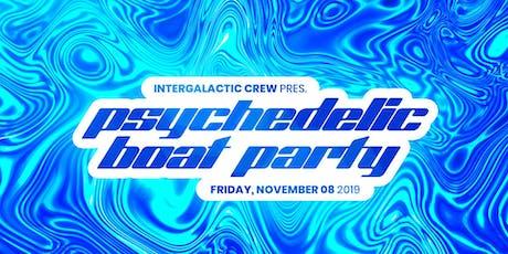PSY TRANCE BOAT PARTY tickets