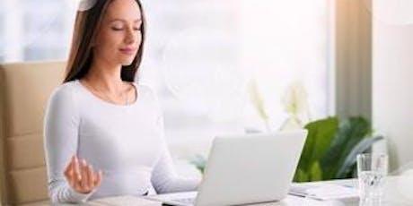 Découvrir la méditation de pleine conscience (atelier pratique en ligne) billets