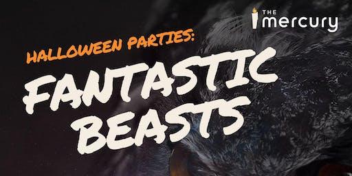Fantastic Beasts Halloween Party- Hal'Owl'een