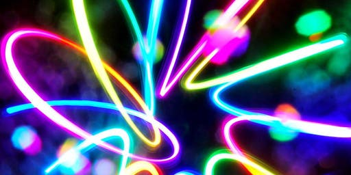 Fun Not Fear Light Party - alternative halloween event