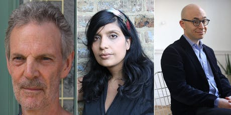 LRB at 40: Jeremy Harding, Nikita Lalwani and Adam Shatz tickets