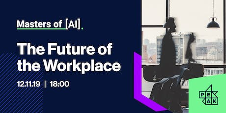 Masters of AI | The future of the workplace tickets