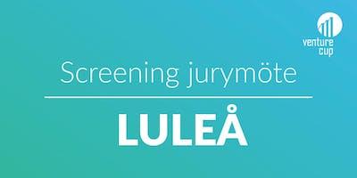 Screeningjurymöte Luleå