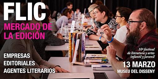 FLIC10 - MERCADO DE LA EDICIÓN en Barcelona