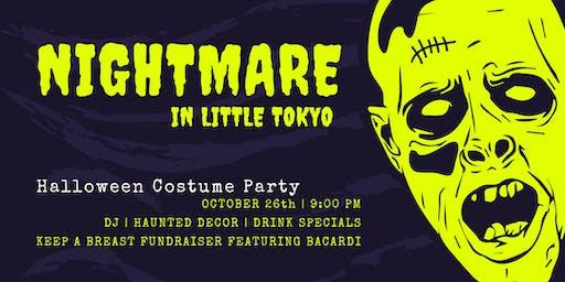 Nightmare In Little Tokyo