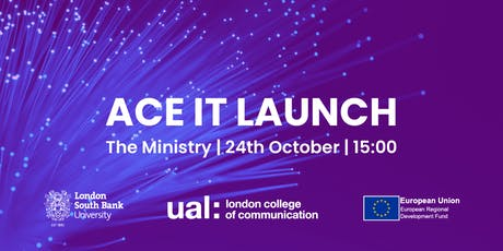 ACE IT LAUNCH tickets