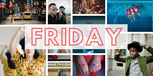 Friday 25 Oct: Fujifilm Printlife, London - workshops and photo walks