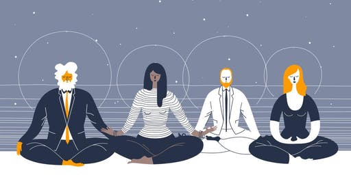 Mindfulness Meditation Community Gathering